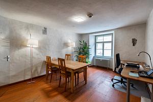 Unsere Anwaltskanzlei in Wasserburg - Besprechungszimmer