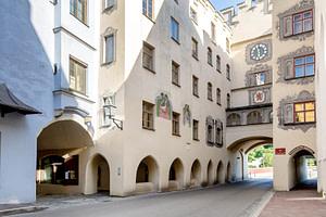 Unsere Anwaltskanzlei in Wasserburg - das Brucktor